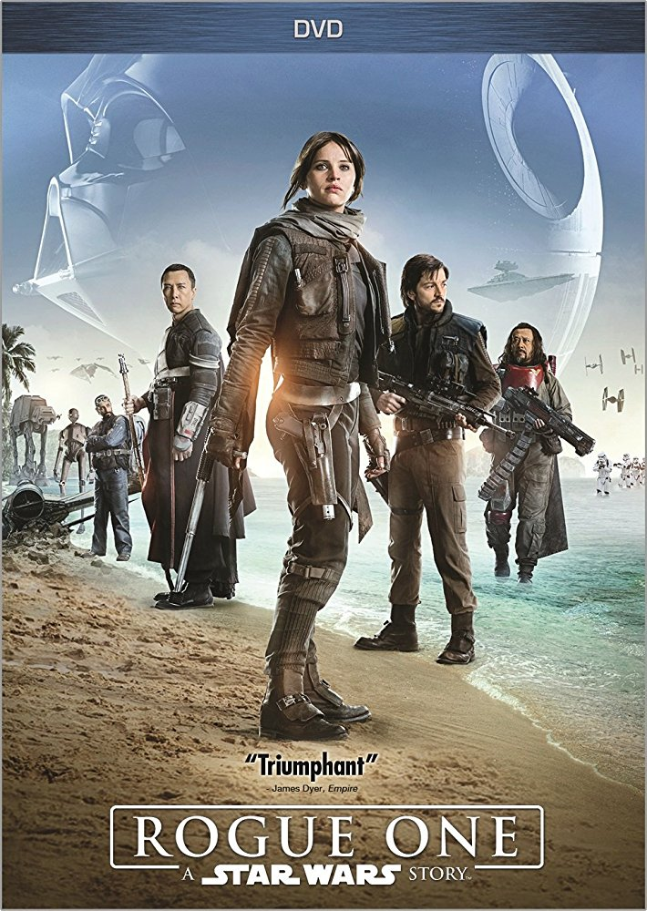 Rogue One dvd cover