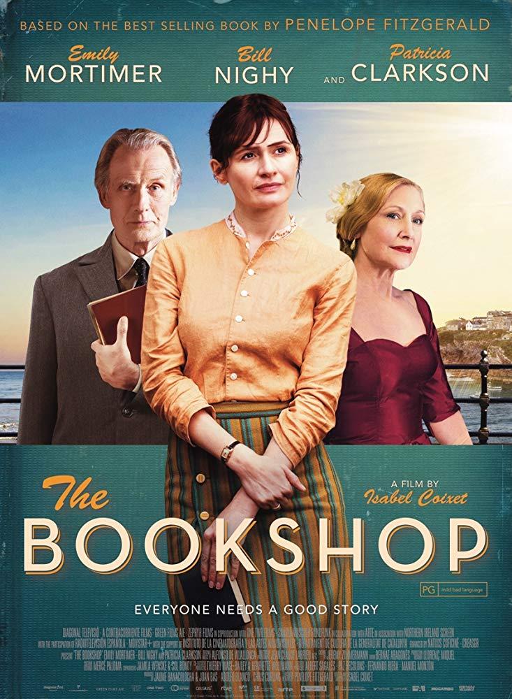 The bookshop Cover Art