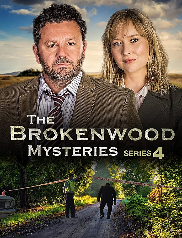The Brokenwood mysteries. Series 4 dvd cover
