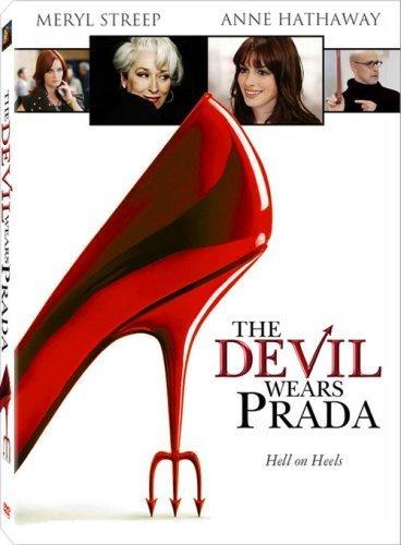 Devil wears Prada dvd cover