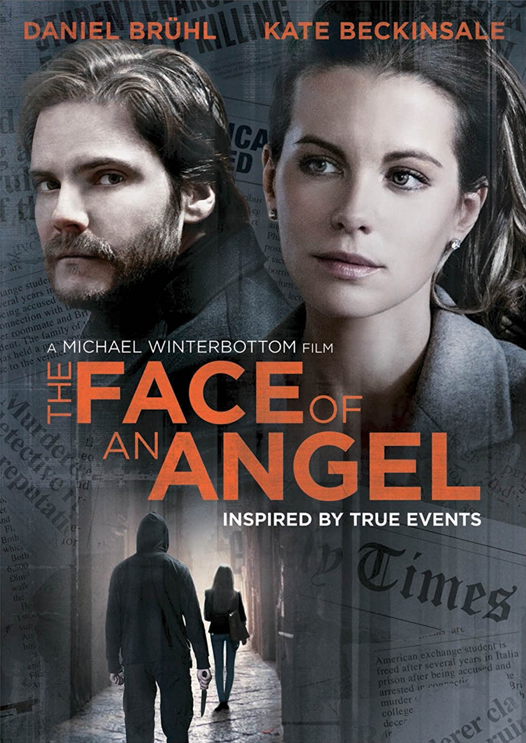 The Face of an Angel dvd cover