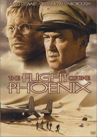The flight of the Phoenix dvd cover