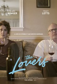 The lovers dvd cover