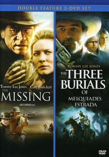 The missing dvd cover