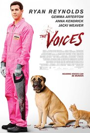 The voices dvd cover