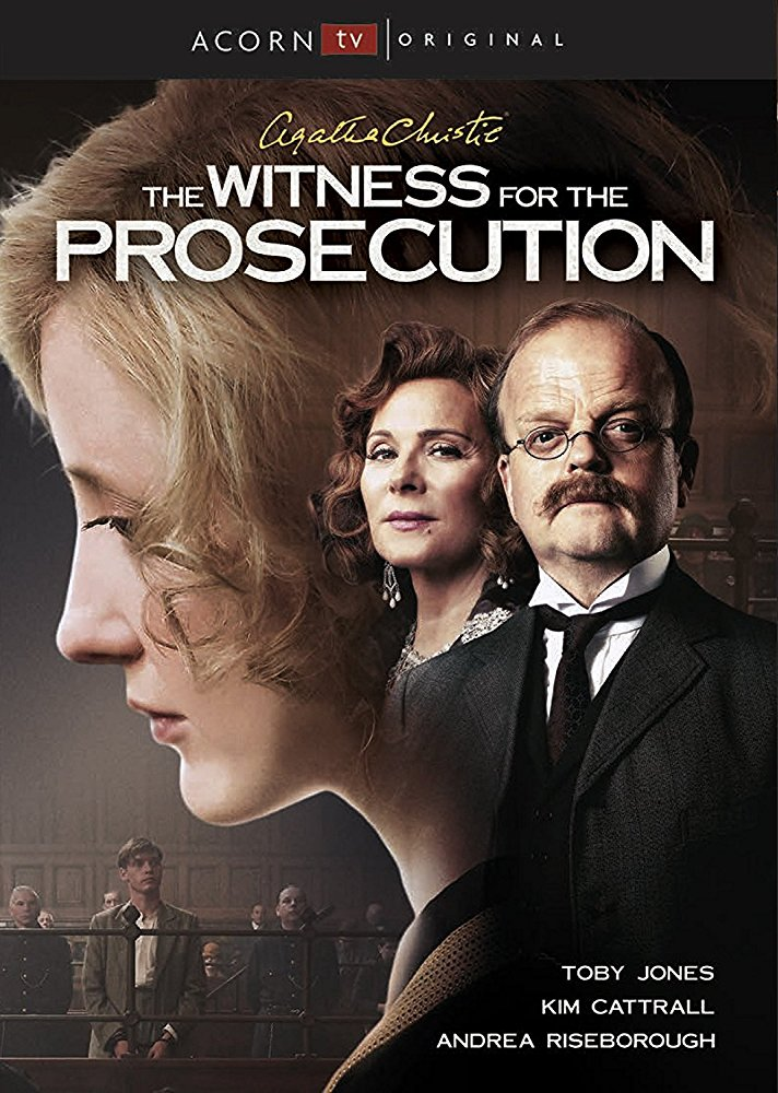 The witness for the prosecution dvd cover