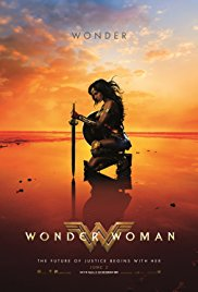 Wonder Woman dvd cover
