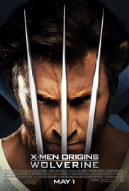 X-Men Origins: Wolverine dvd cover