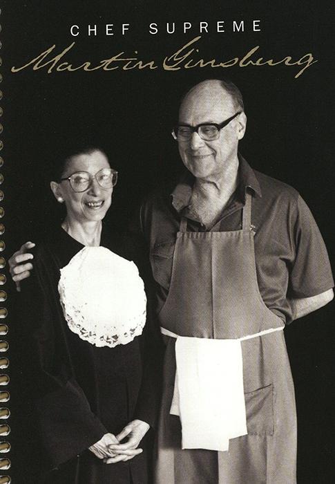 Chef supreme: Martin Ginsburg