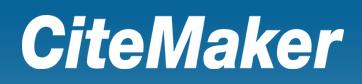CiteMaker