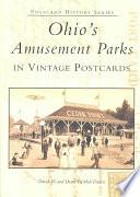 Cover: Ohio's Amusement Parks in Vintage Postcards