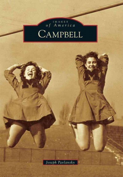 Cover: Campbell (Images of America)