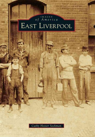 Cover: East Liverpool (Images of America)