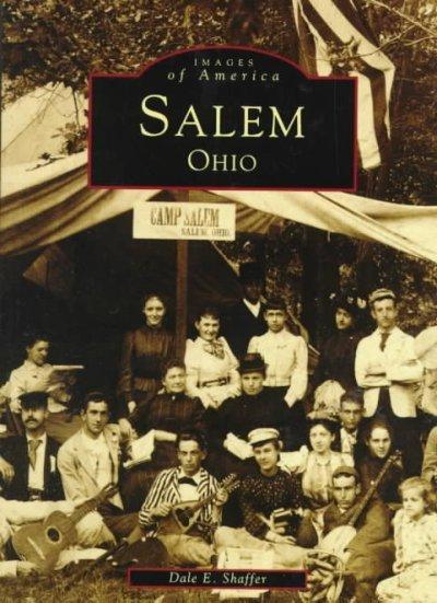 Cover: Salem Ohio (Images of America)
