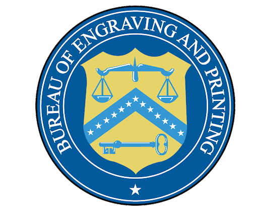 Bureau of Engraving & Printing Logo