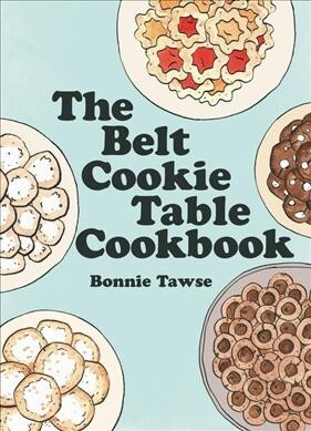 Cover: The Belt Cookie Table Cookbook