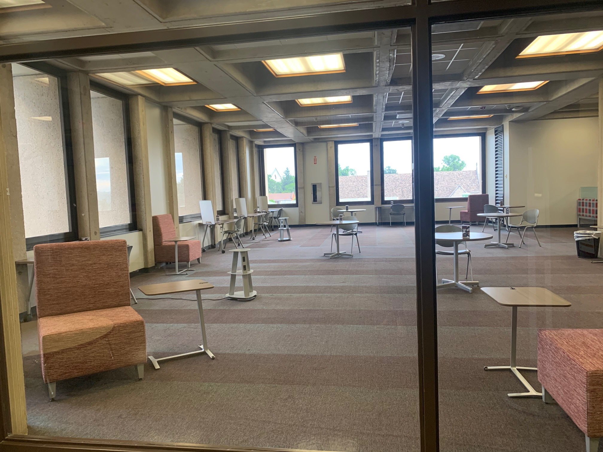 Photo of 6th Floor Silent Study Area