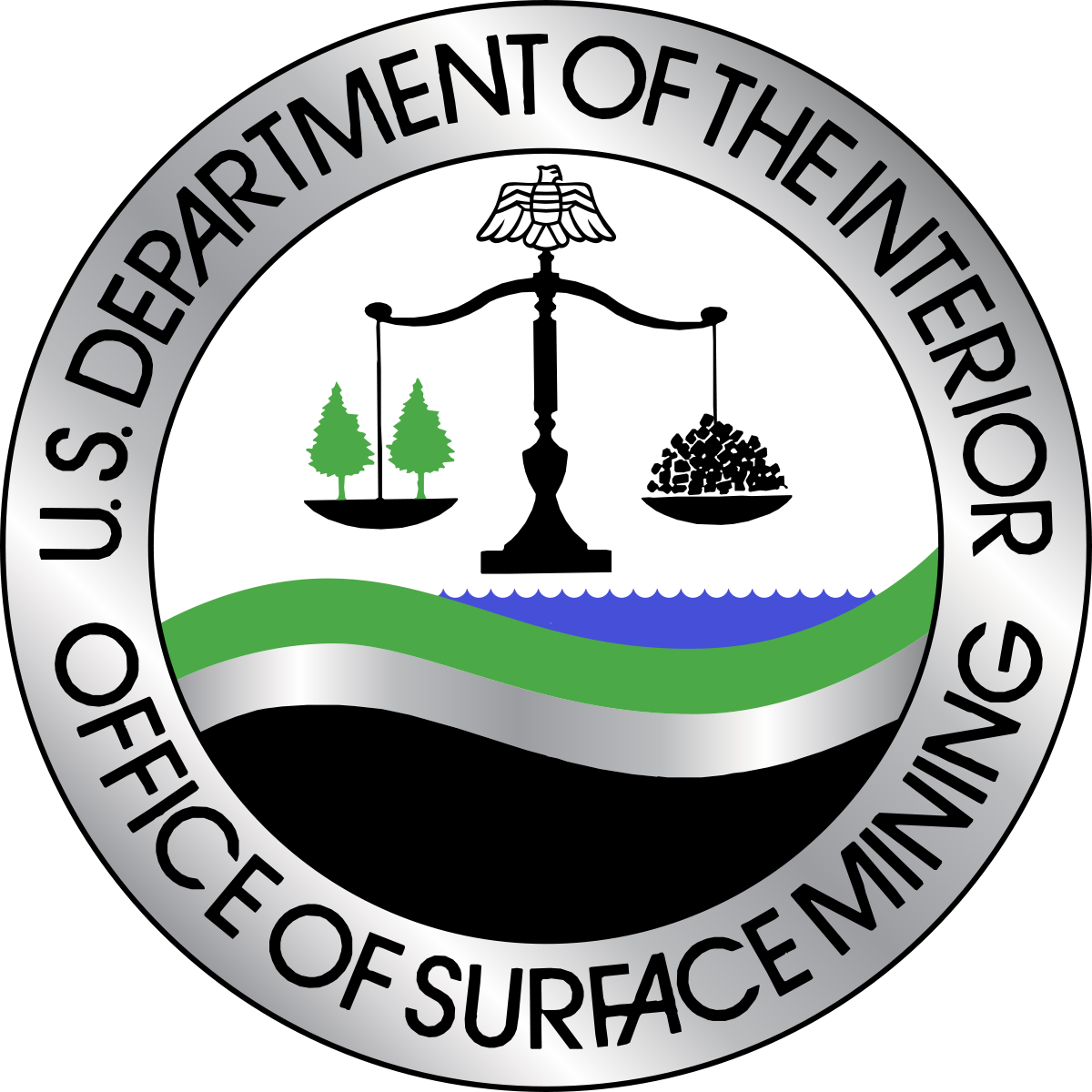 Office of Surface Mining Reclamation & Enforcement Logo