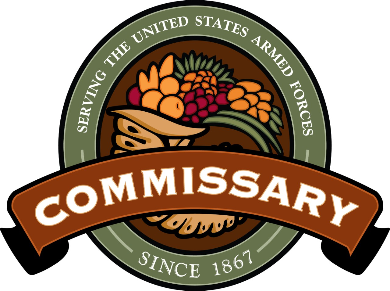 Defense Commissary Agency Seal