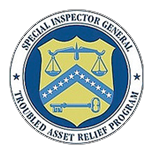 Special Instpector General for the Troubled Asset Relief Program Logo
