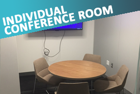Individual Study or Conference Room
