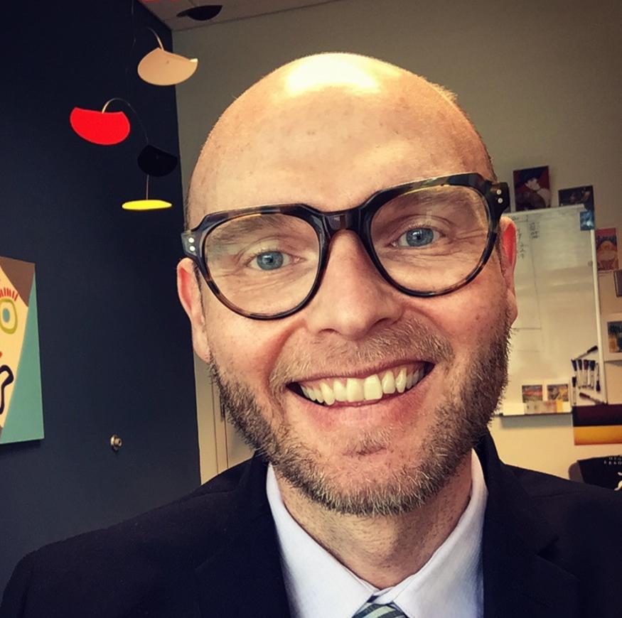 Picture of Librarian Jason Anfinsen