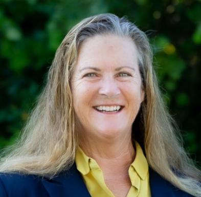 Picture of Librarian Karen Kaufmann