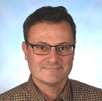 Picture of Librarian Michael Taylor