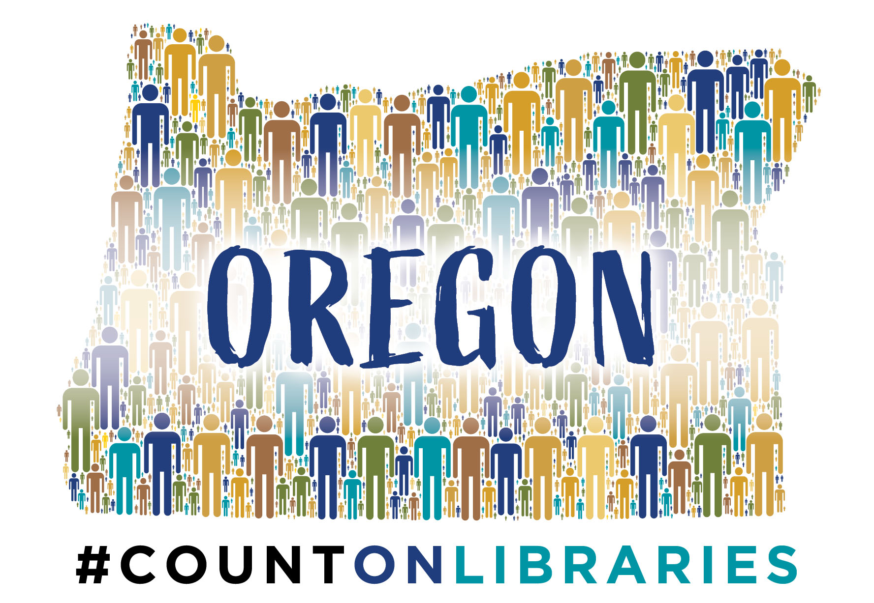 Oregon Census Logo