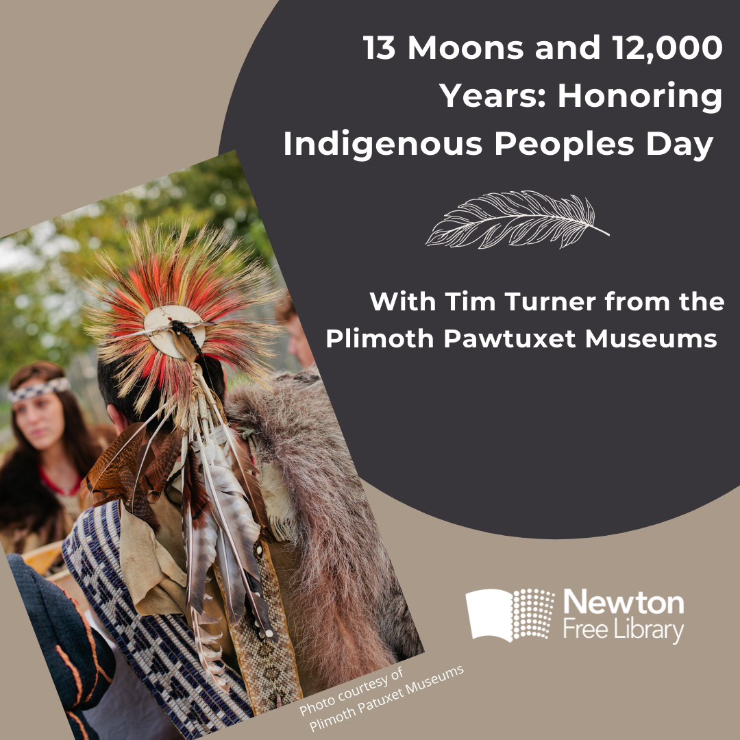 13 Moons and 12,000 Years: Honoring Indigenous Peoples' Day (Virtual)