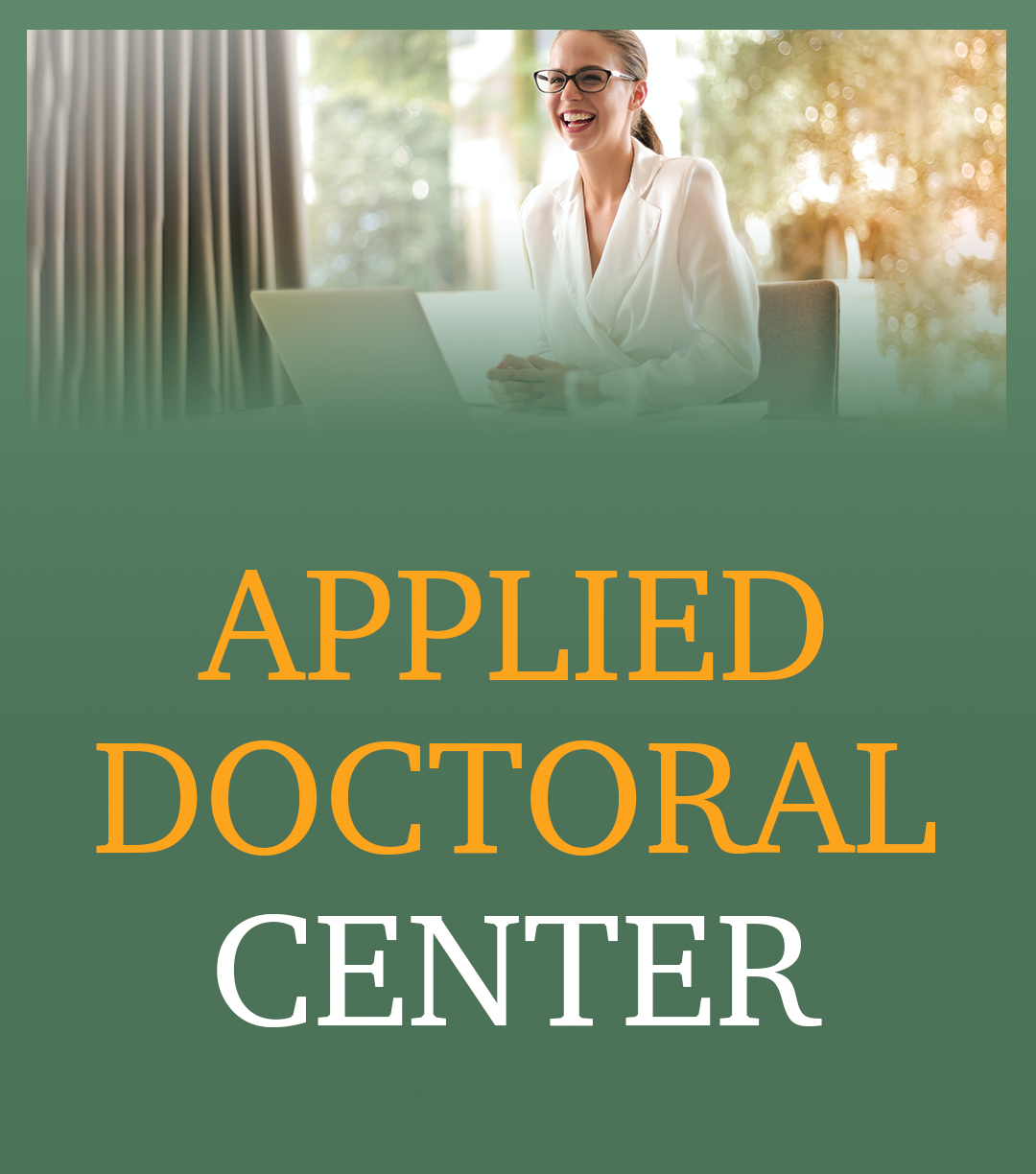 Applied Doctoral Center Mini Banner