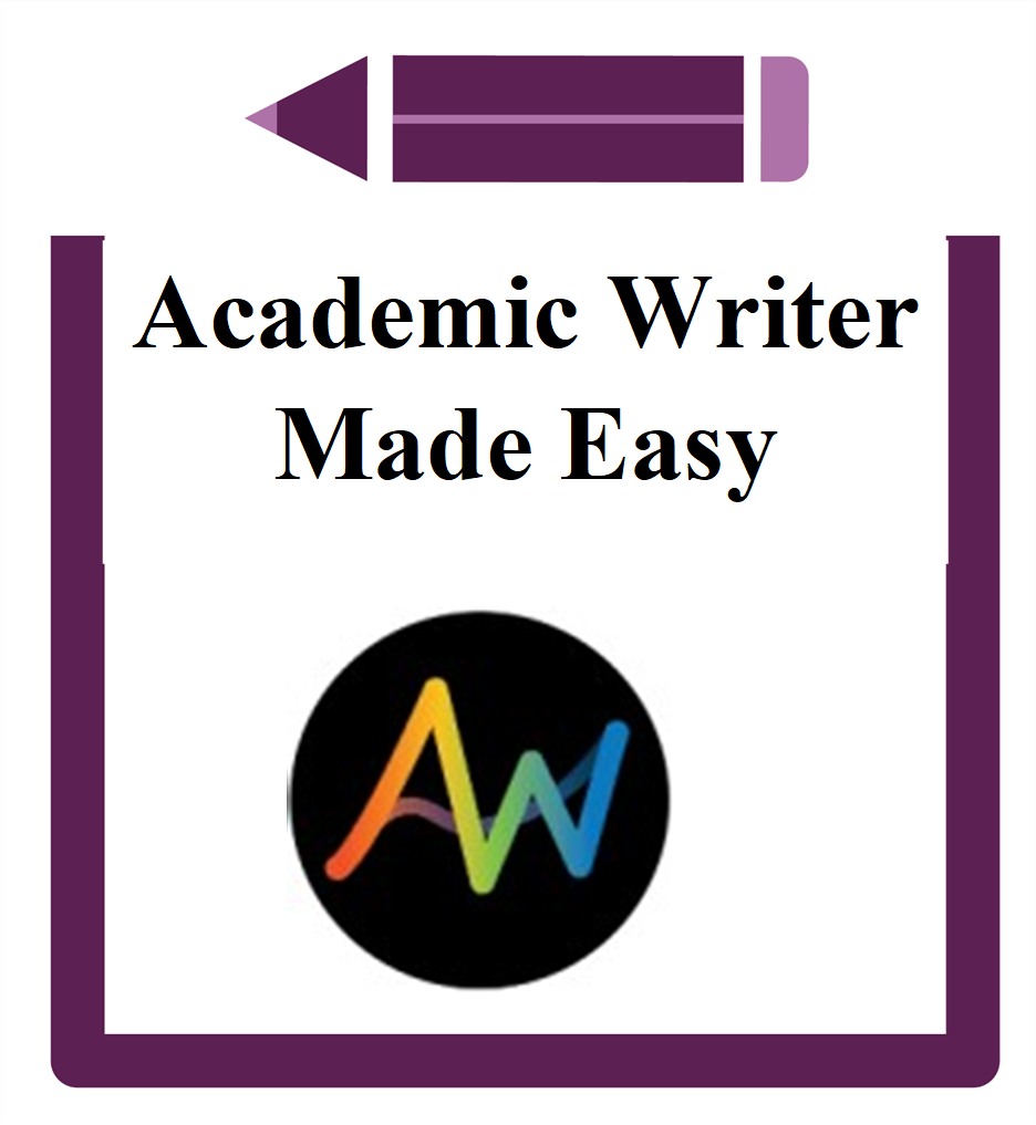 Academic Writer Made Easy Icon