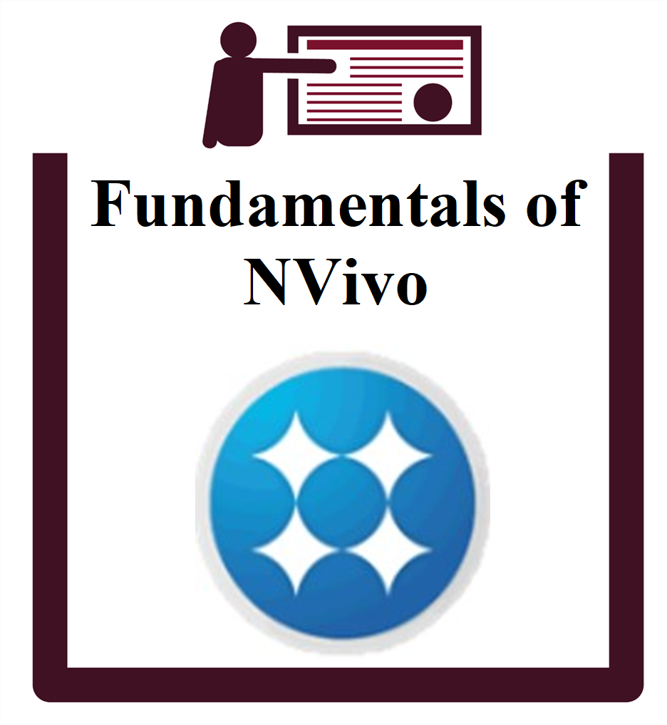 Fundamentals of NVivo group session icon