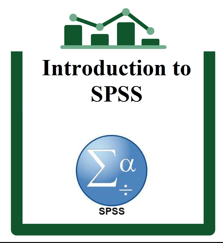 Introduction to SPSS: Basics Skills & Descriptive Statistics icon