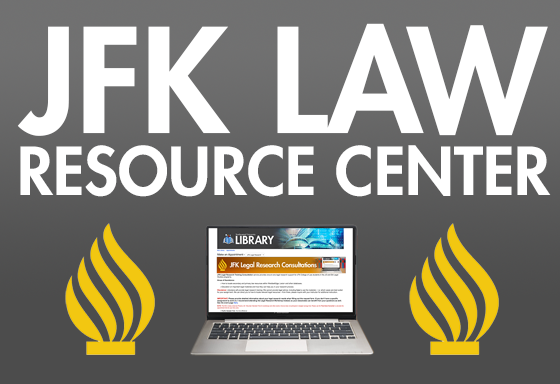 JFK Resource Center link
