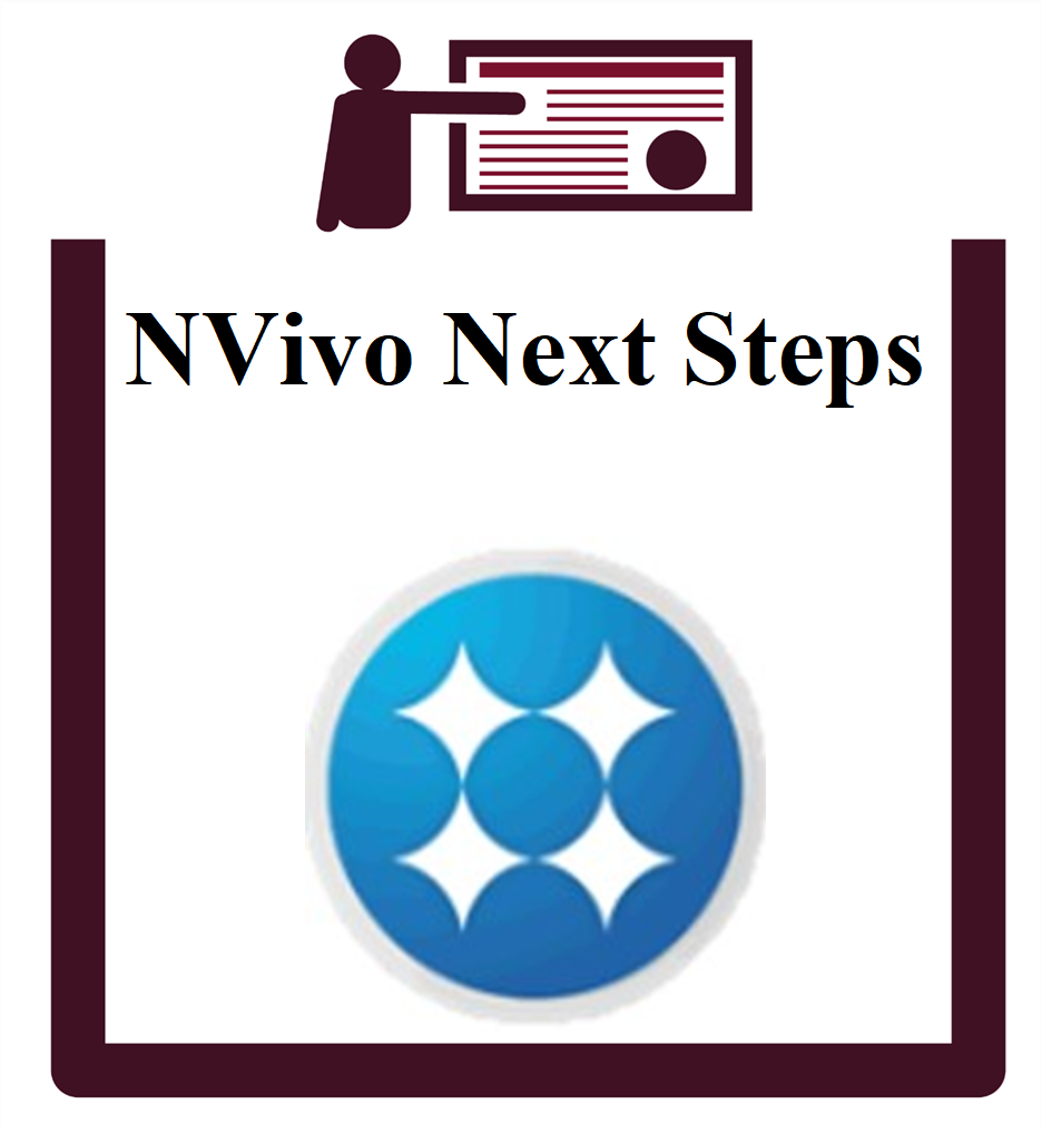 NVivo Next Steps group session