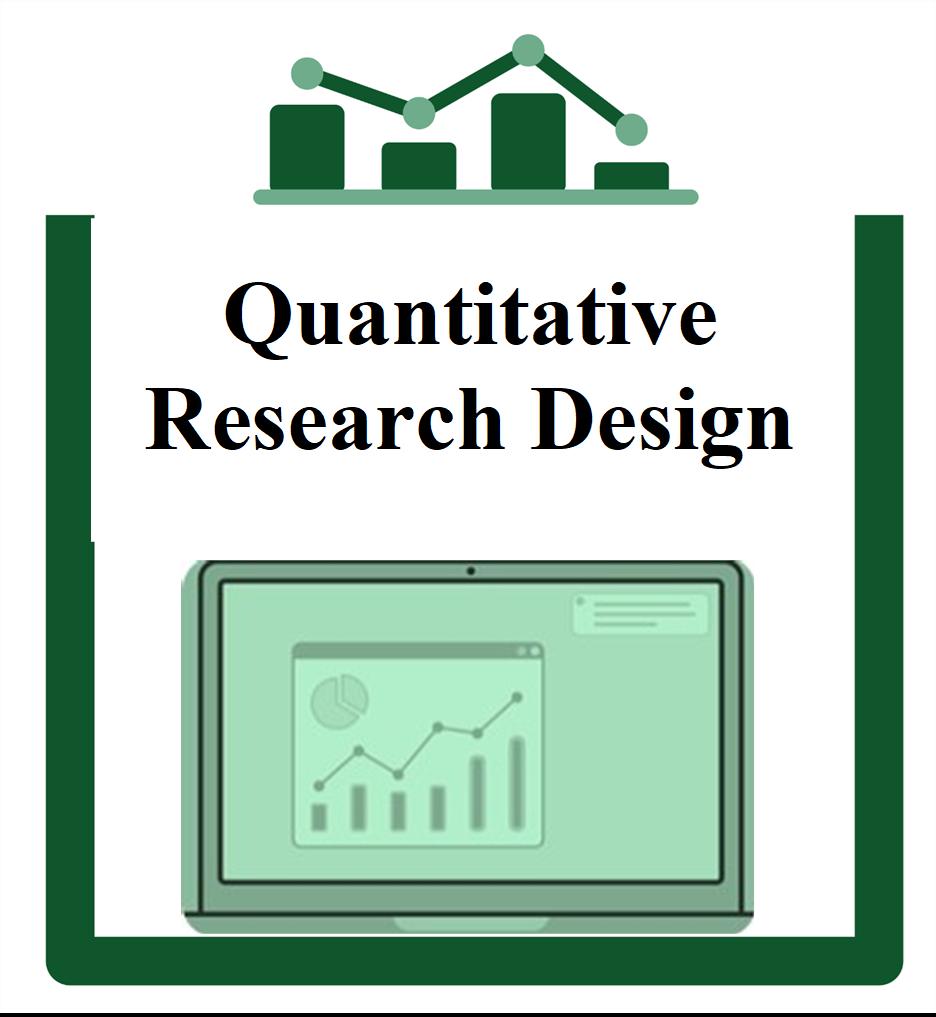 Quantitative Research Design icon