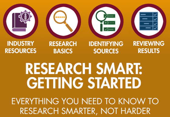 Research Smart: Getting Started