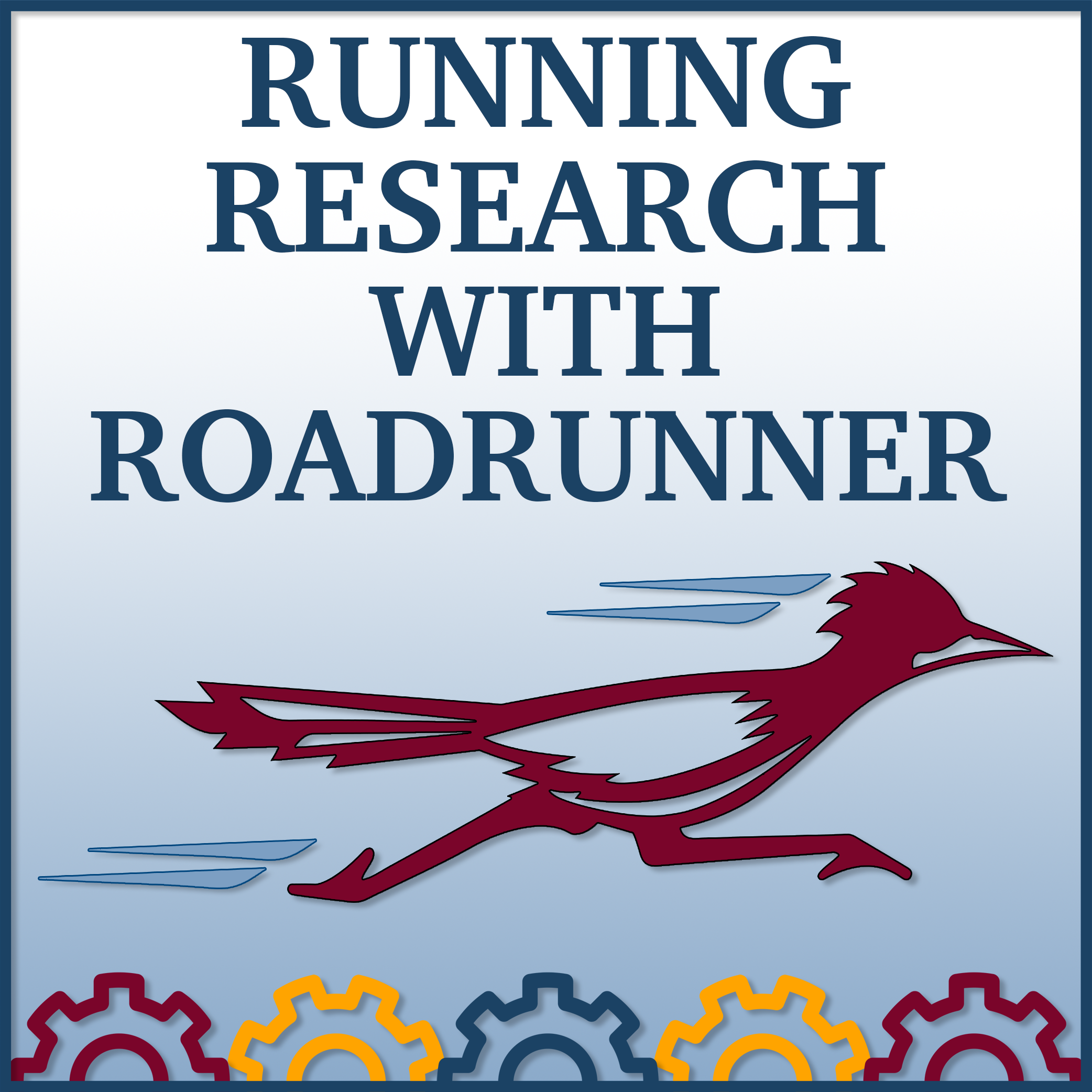 Running Research with Roadrunner