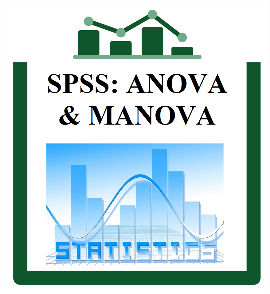 SPSS: ANOVA/MANOVA group session icon