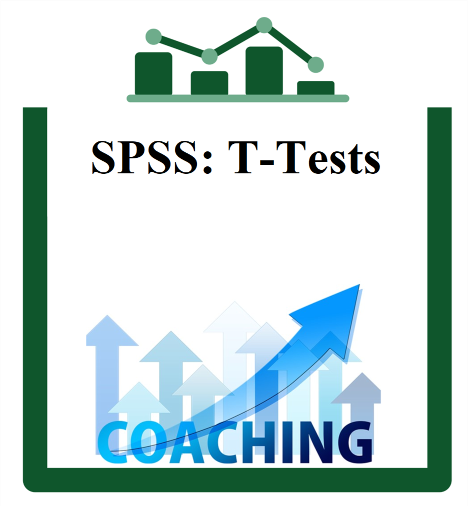 SPSS: T-Tests group session icon