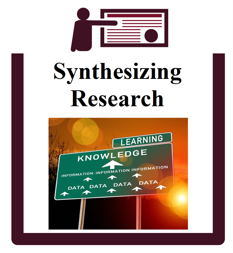 Synthesizing Research group session icon