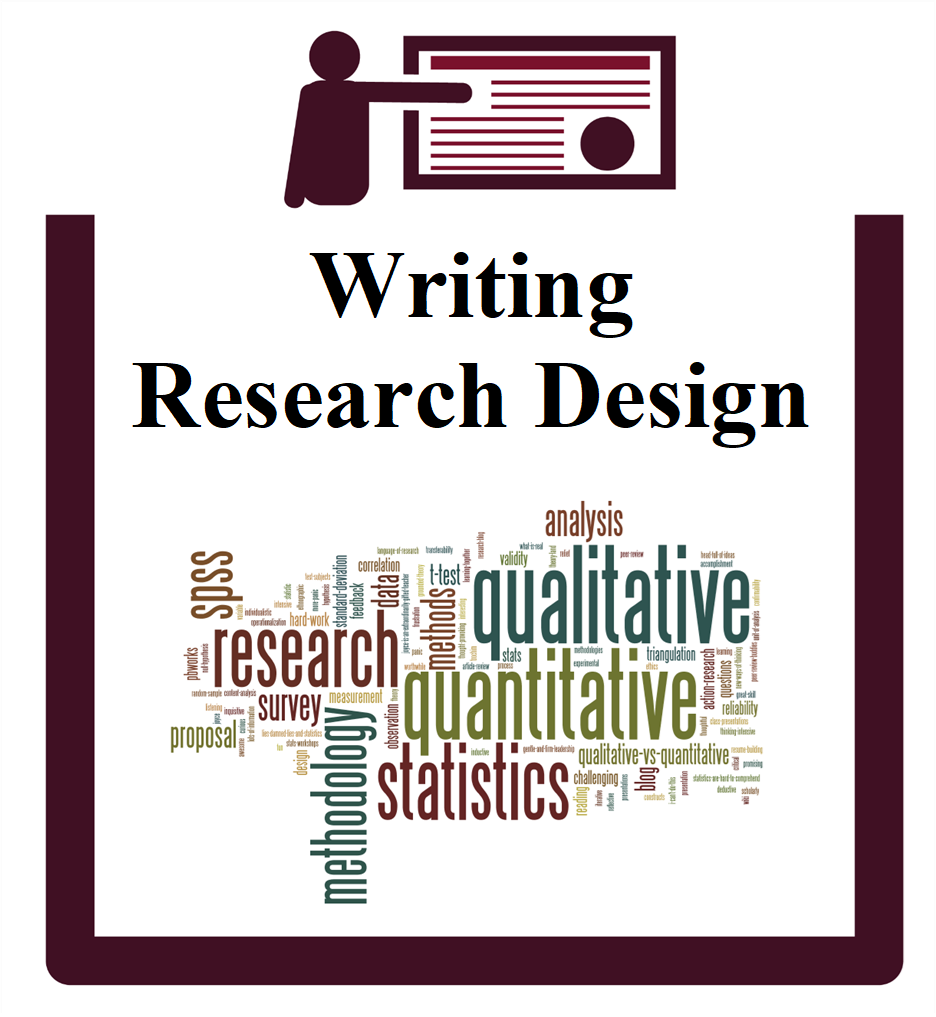 Writing Research Design group session