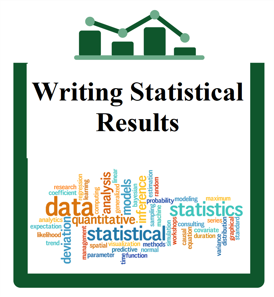 Writing Statistical Results group session icon