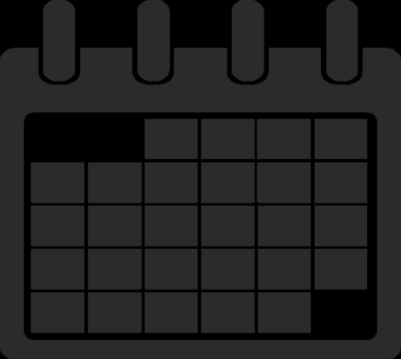 Commons Calendar Icon