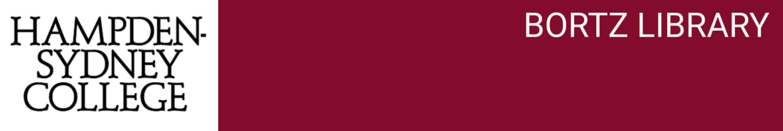 Hampden-Sydney College Bortz Library logo