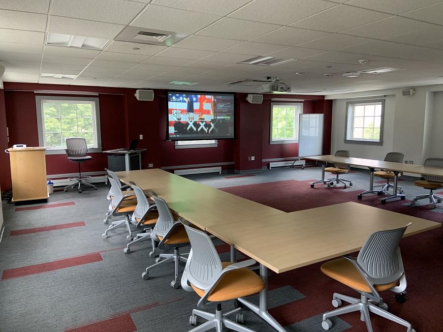 North Instruction Room