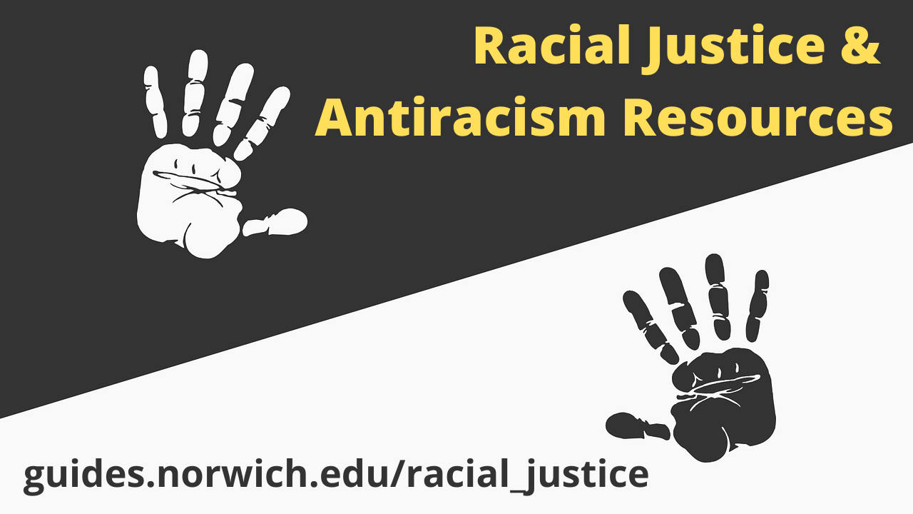 Racial justice & antiracism resources