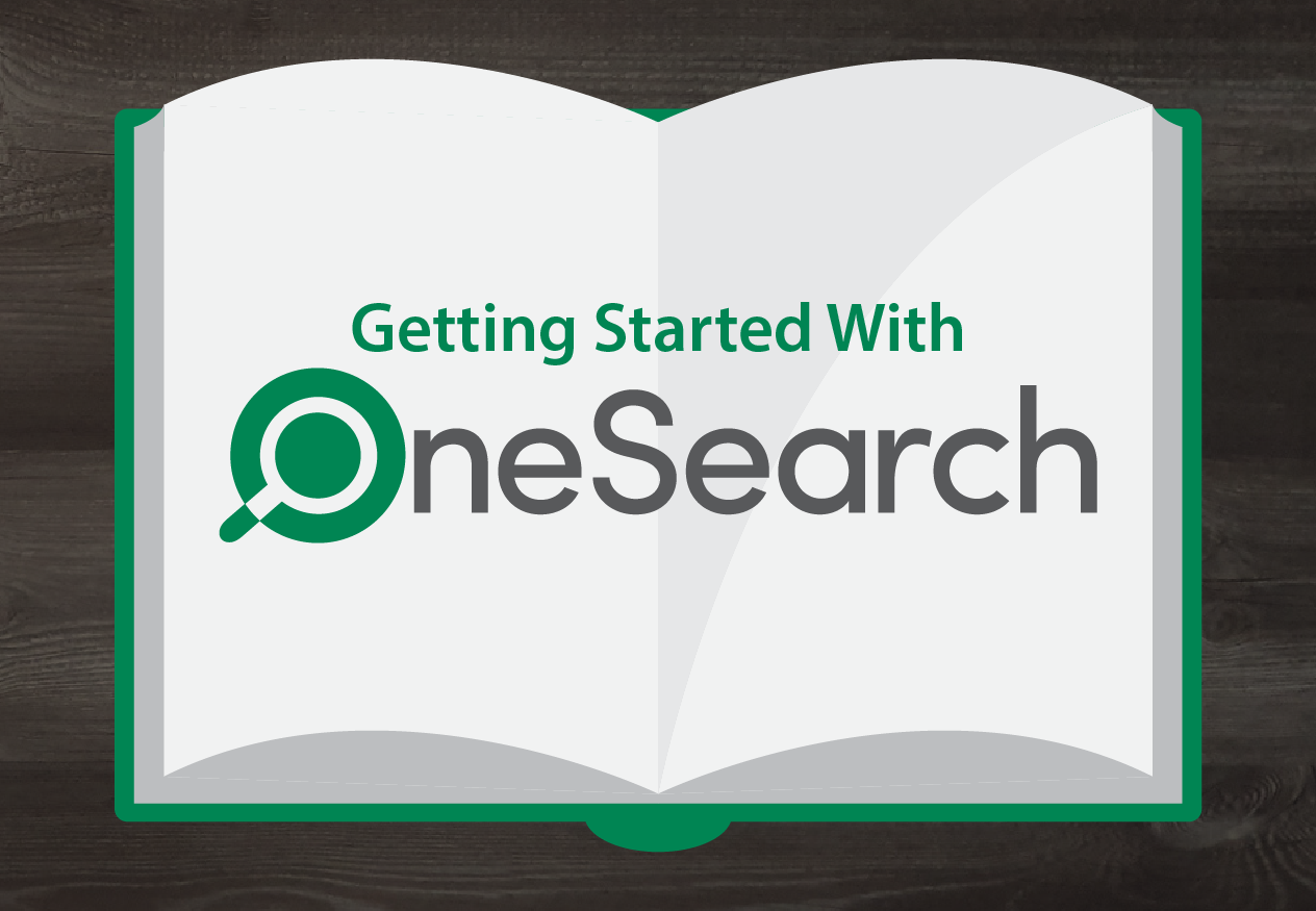 Getting started with OneSearch