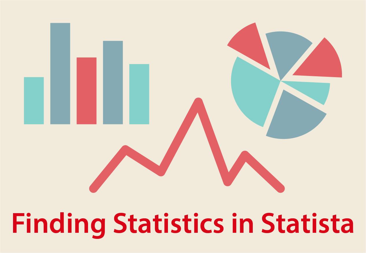 Finding Statistics in Statista